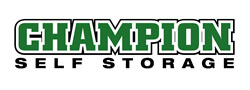 Champion Self Storage Logo