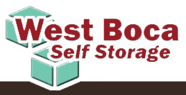 West Boca Self Storage Logo