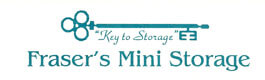 Frasers Mini Storage Logo
