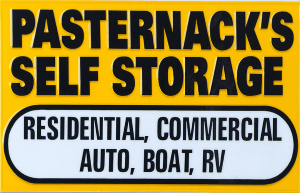 Pasternacks Mini-Storage Logo
