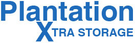 Plantation Xtra Storage Logo