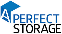A Perfect Storage Logo
