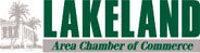 We are members of the Lakeland Area Chamber of Commerce!
